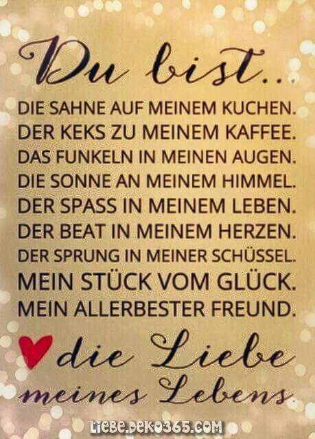 Spruche Liebe Deko365