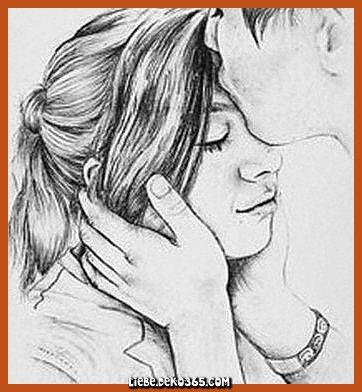 Kuss Bilder Zeichnen